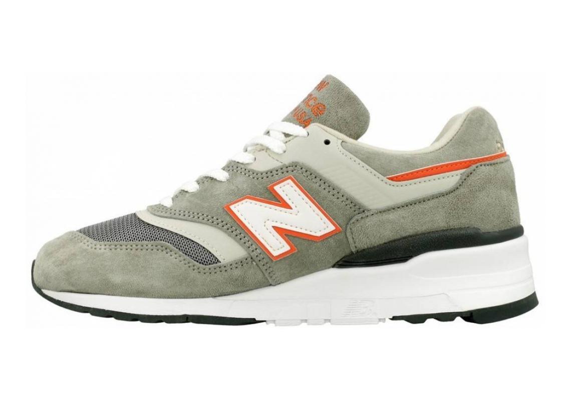 New Balance 998 Grau