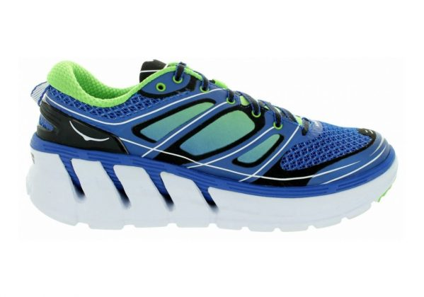 Hoka One One Conquest 2 Blau