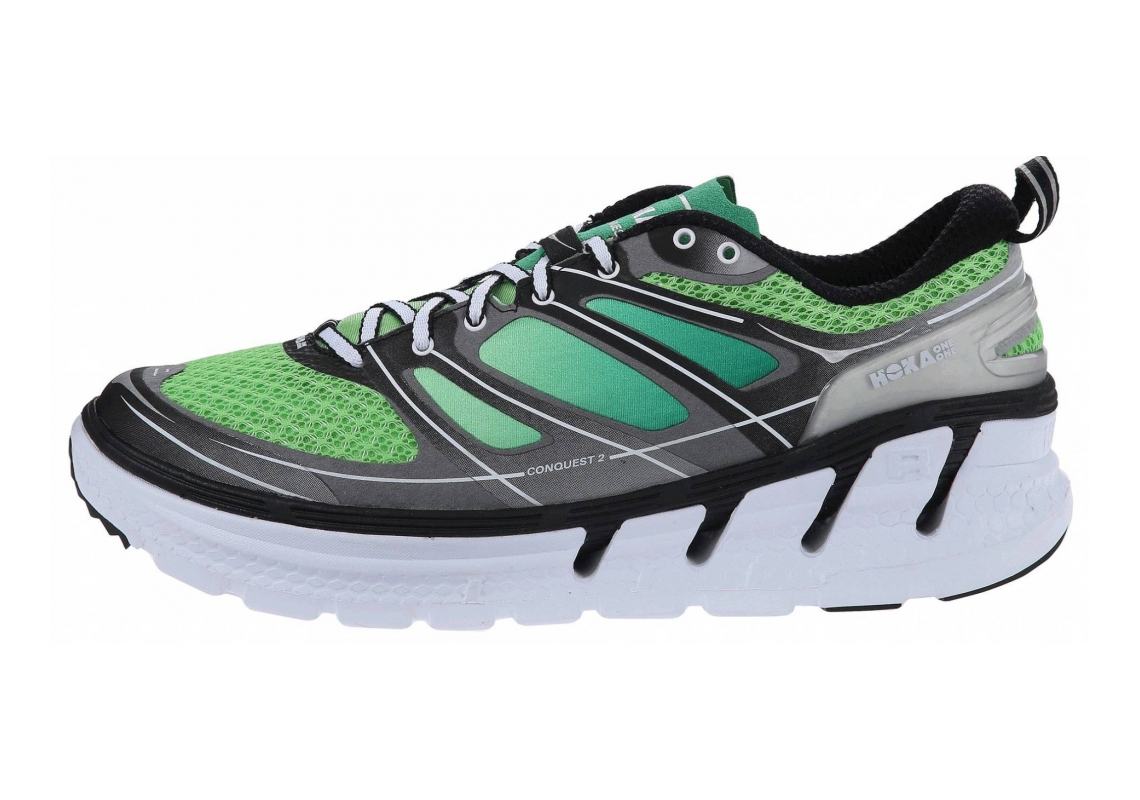 Hoka One One Conquest 2 Green