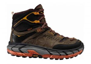 Hoka One One Tor Ultra Hi WP Brown