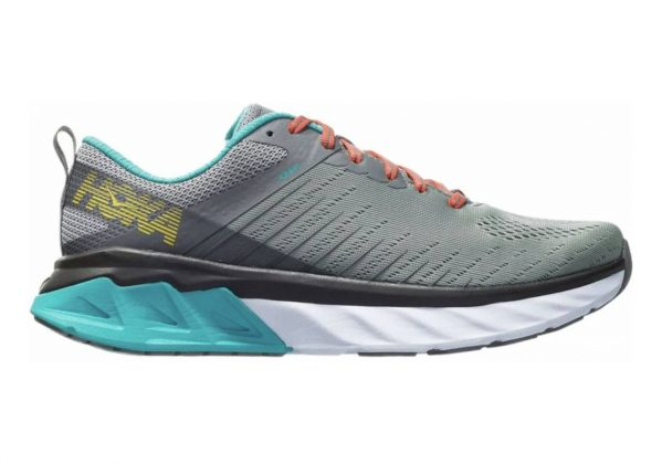 Hoka One One Arahi 3 Blue / Grey / Orange