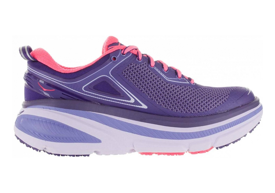 Hoka One One Bondi 4 Purple