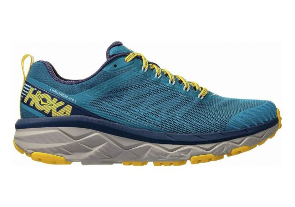Hoka One One Challenger 5 ATR Black / Yellow