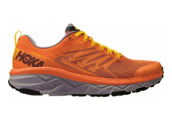 Hoka One One Challenger 5 ATR Grey / Orange