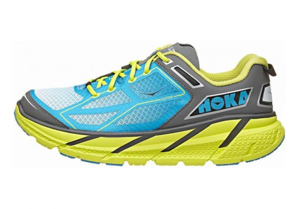 Hoka One One Clifton 1 Blue