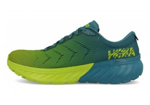 Hoka One One Mach 2 Blue / Green