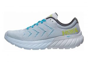 Hoka One One Mach 2 Blue / Grey / White