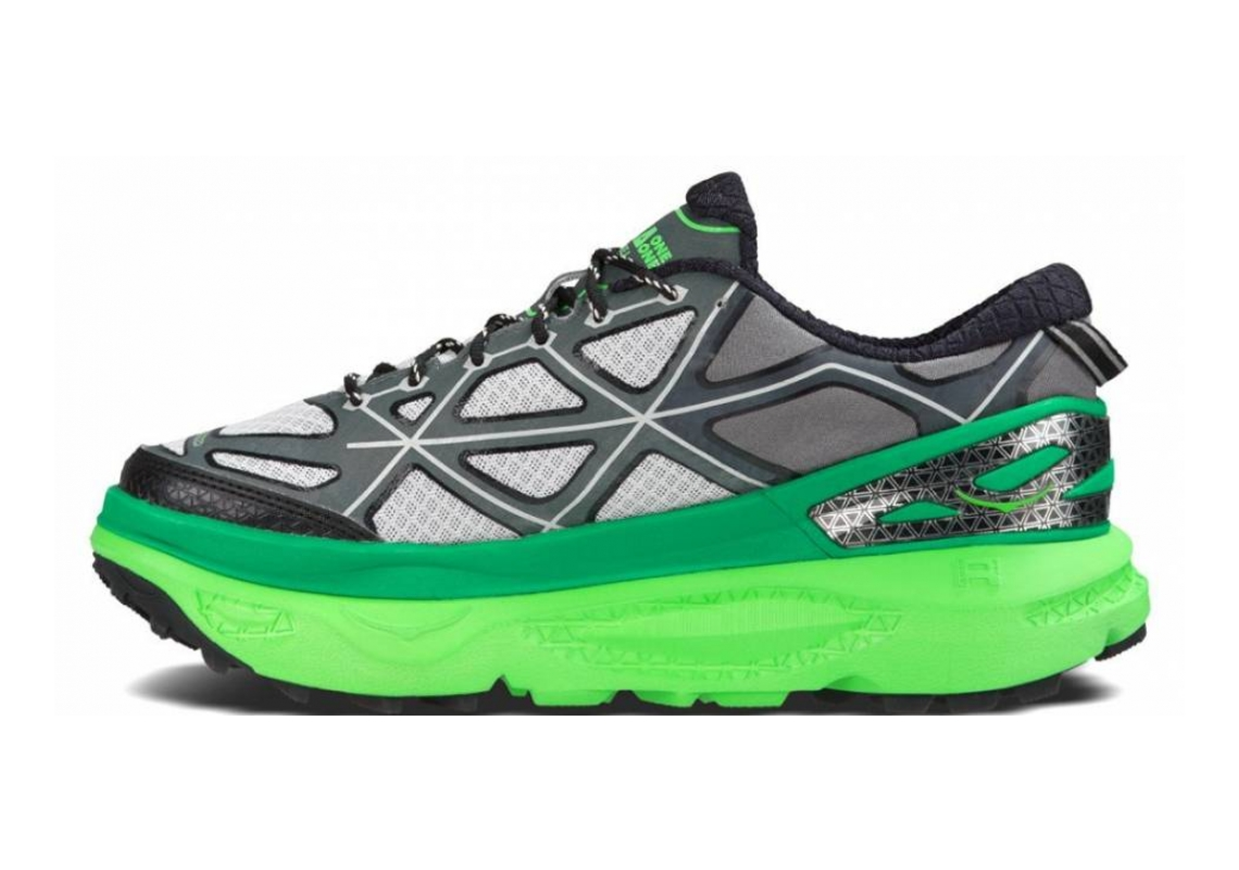 Hoka One One Mafate 4 Green