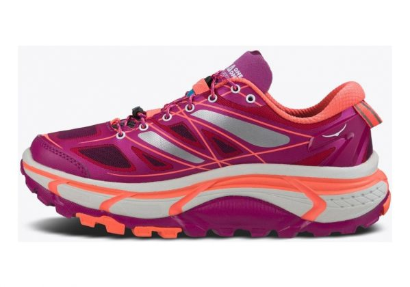 Hoka One One Mafate Speed Pink