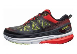 Hoka One One Constant 2 Grey/Poppy Red