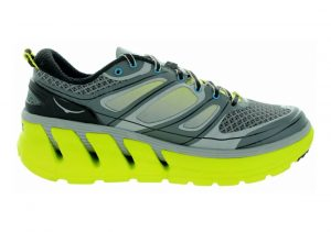 Hoka One One Conquest 2 Grey / Yellow