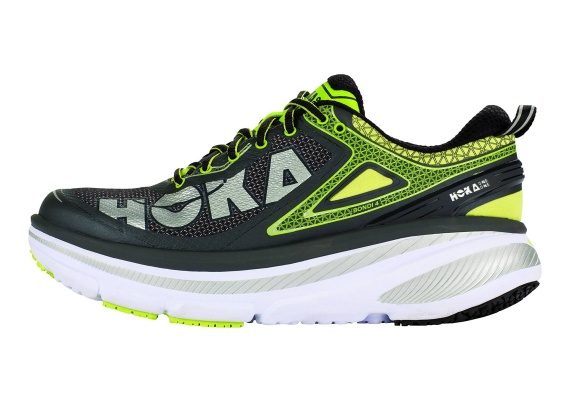 Hoka One One Bondi 4 Green