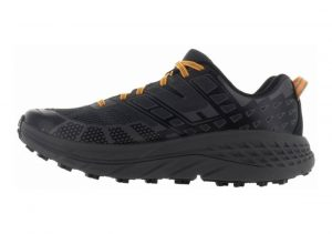 Hoka One One Speedgoat 2 Black/Kumquat