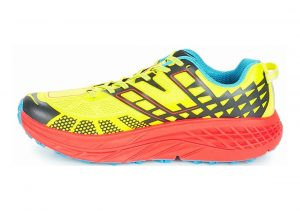 Hoka One One Speedgoat 2 Black / Evening Primrose