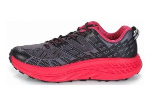 Hoka One One Speedgoat 2 Black / Red