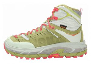 Hoka One One Tor Ultra Hi WP Green