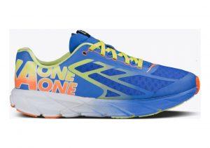 Hoka One One Tracer Ultramarine/Neon Coral