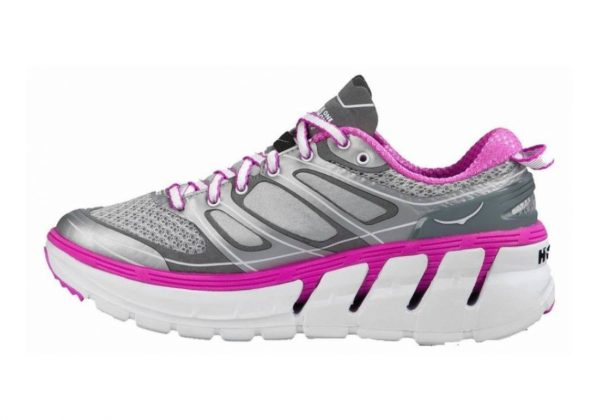 Hoka One One Conquest 2 Silver