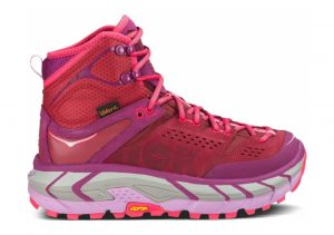Hoka One One Tor Ultra Hi WP rosa