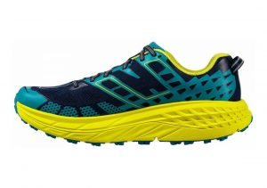 Hoka One One Speedgoat 2 Caribbean Sea Blue Depths