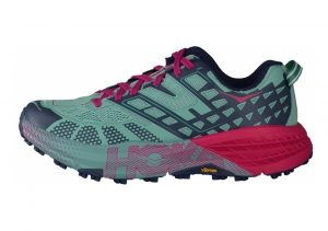 Hoka One One Speedgoat 2 Blue / Pink