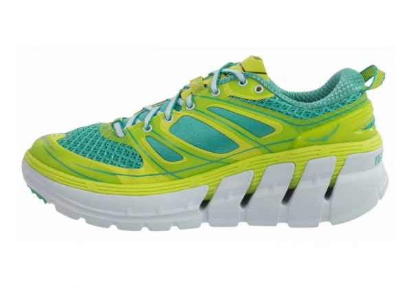 Hoka One One Conquest 2 Blue / Green