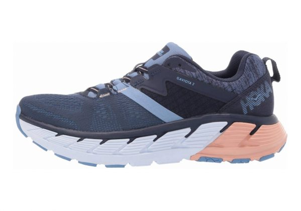 Hoka One One Gaviota 2 Mood Indigo/Dusty Pink
