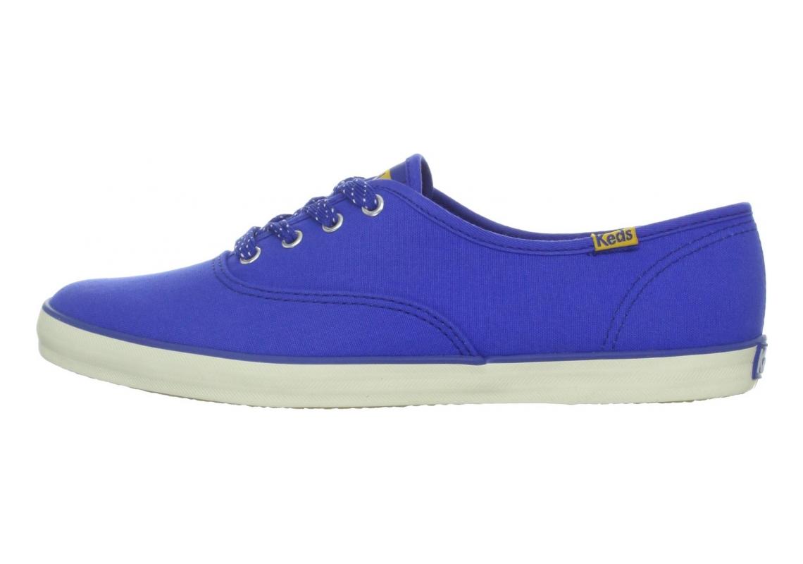 Keds Champion Azul (Blau (Dazzling Blue))