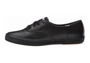 Keds Champion Leather CVO Black