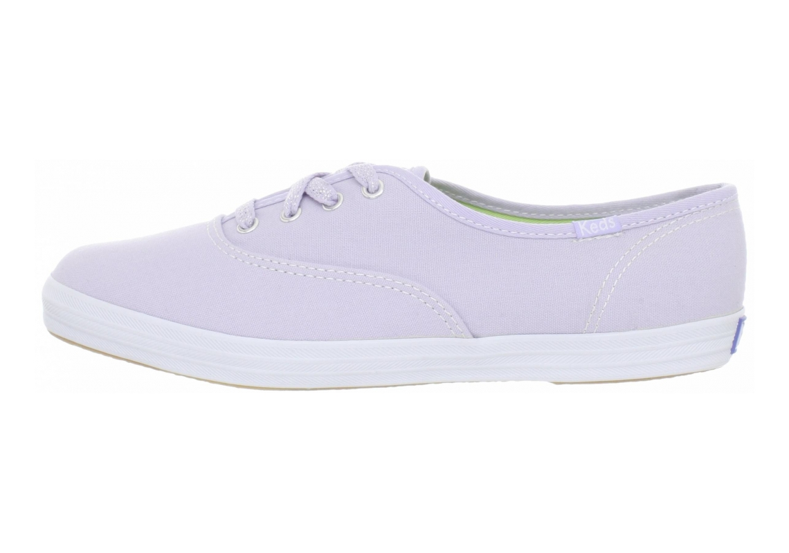 Keds Champion Spring Lavender Canvas