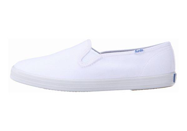 Keds Champion Slip-On  White