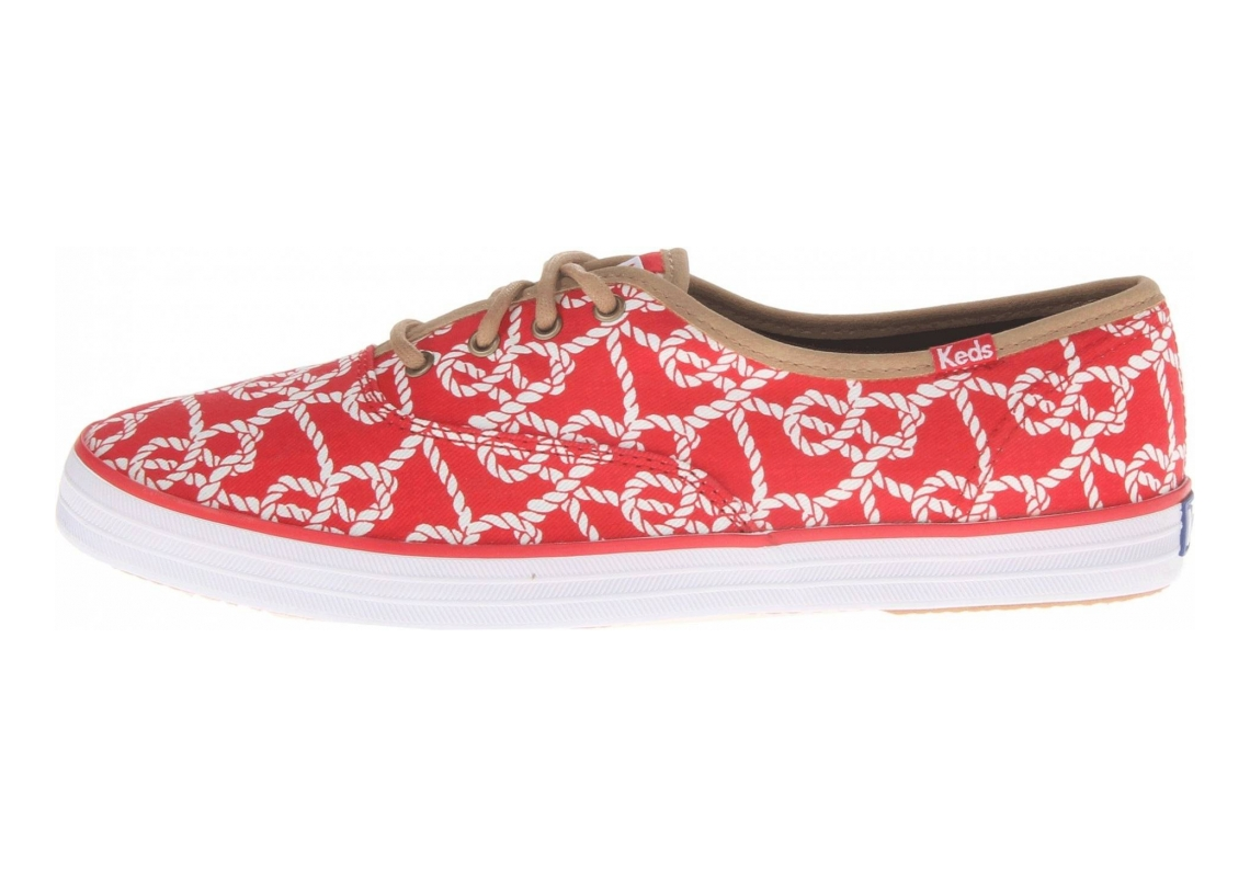 Keds Champion Red