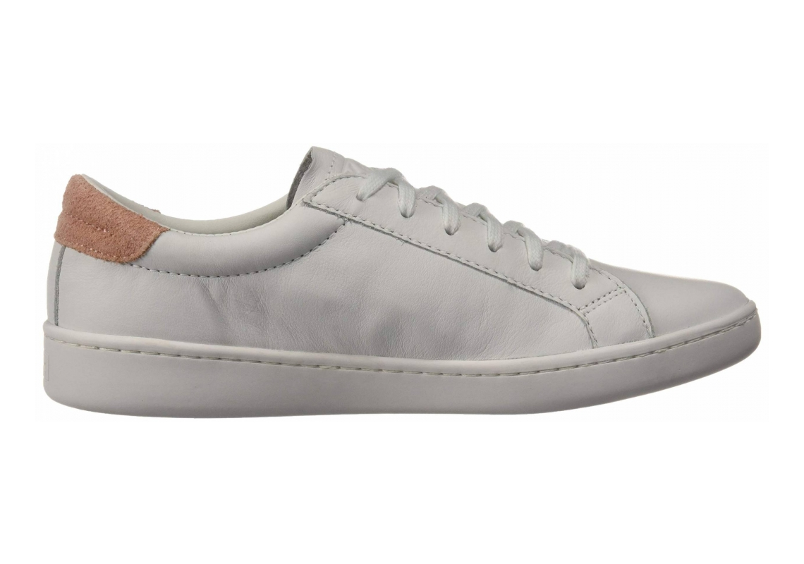 Keds Ace Leather White/Coral