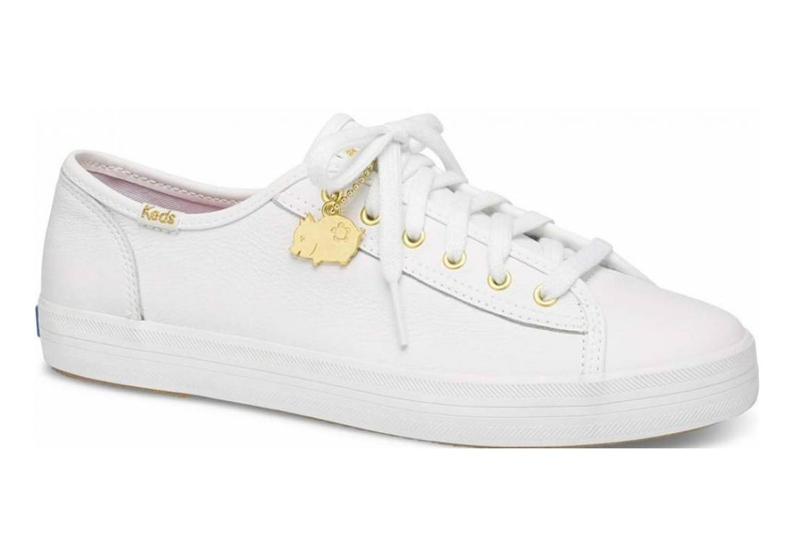 Keds Kickstart CNY Leather White