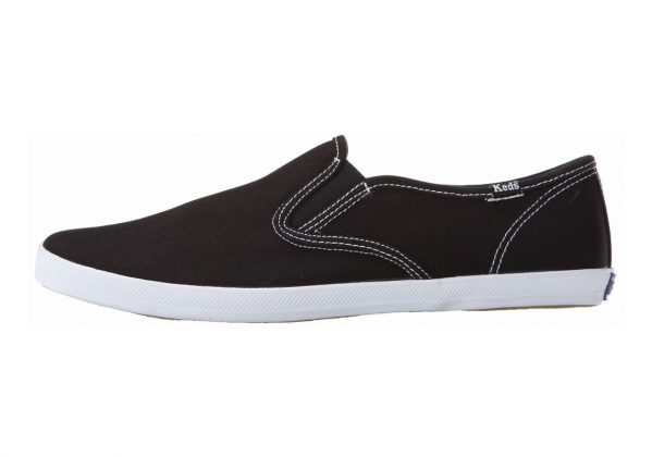 Keds Champion Slip-On  Black