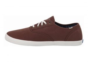 Keds Champion Army Twill Cocoa Brown