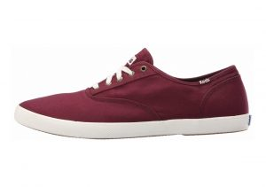 Keds Champion Army Twill Burgundy