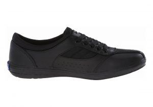 Keds Prestige Black Leather