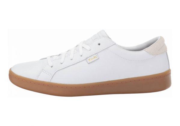 Keds Ace Leather White/Blush