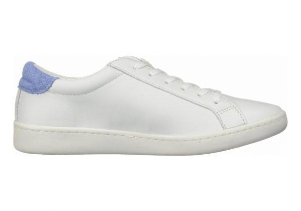 Keds Ace Leather White/ Pale Iris