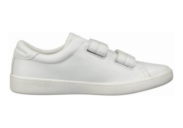 Keds Ace V Leather White