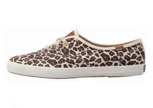 Keds Champion Animal  Brown Leopard