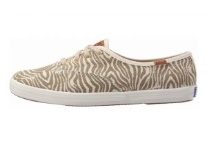 Keds Champion Animal  Beige