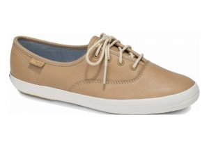 Keds Champion Leather Brown