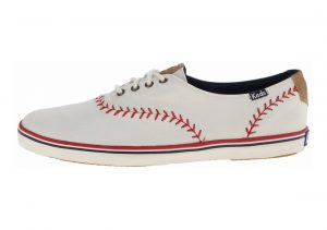 Keds Champion Pennant Off White