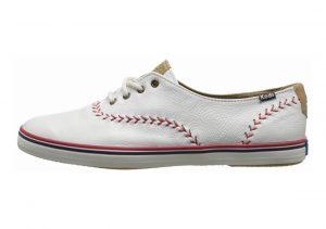 Keds Champion Pennant White Leather
