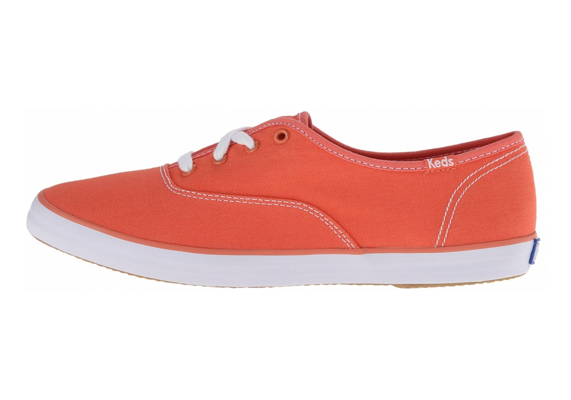 Keds Champion Rouge - Corail