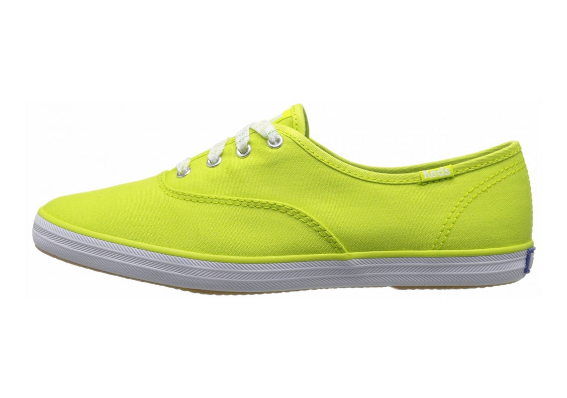 Keds Champion Lime Punch