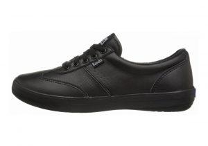 Keds Craze II Leather Black/Black