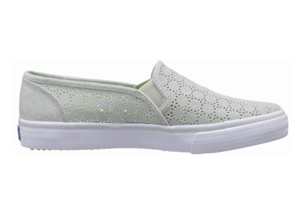 Keds Double Decker Perf Gray